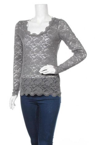 Γυναικεία μπλούζα Rosemunde, Μέγεθος M, Χρώμα Γκρί, 50% βαμβάκι, 44% πολυαμίδη, 6% ελαστάνη, Τιμή 21,04€