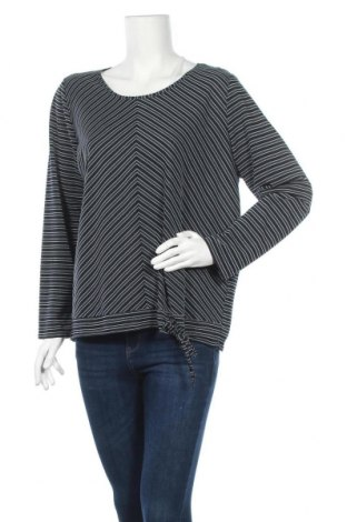 Γυναικεία μπλούζα Samoon By Gerry Weber, Μέγεθος L, Χρώμα Μπλέ, Τιμή 9,94€