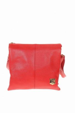 Дамска чанта, Цвят Червен, Еко кожа, Цена 18,90лв.