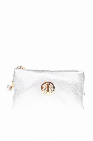 Дамска чанта, Цвят Сив, Еко кожа, Цена 17,85лв.