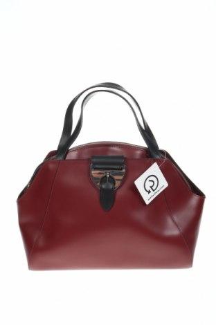 Дамска чанта Baldinini, Цвят Червен, Естествена кожа, Цена 147,60лв.