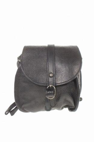 Γυναικεία τσάντα Noa Noa, Χρώμα Μαύρο, Γνήσιο δέρμα, Τιμή 28,25€