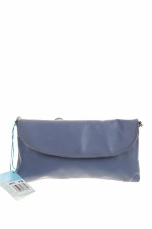 Γυναικεία τσάντα Nova, Χρώμα Μπλέ, Γνήσιο δέρμα, Τιμή 26,11€