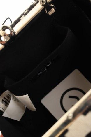 Γυναικεία τσάντα Parfois, Χρώμα Μαύρο, Κλωστοϋφαντουργικά προϊόντα, Τιμή 13,92€