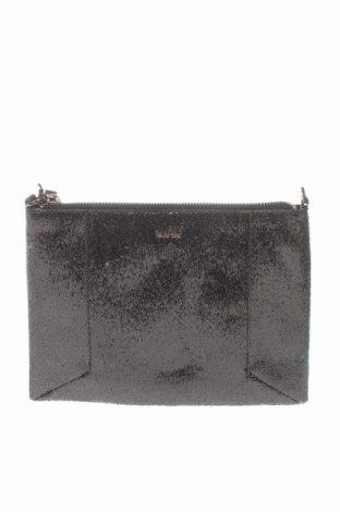 Дамска чанта Parfois, Цвят Черен, Текстил, Цена 13,72лв.