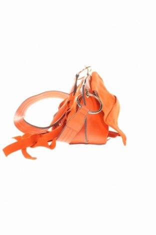 Γυναικεία τσάντα Parfois, Χρώμα Πορτοκαλί, Φυσικό σουέτ, δερματίνη, Τιμή 8,89€