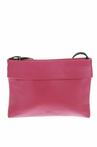 Дамска чанта Parfois, Цвят Розов, Еко кожа, Цена 12,88лв.