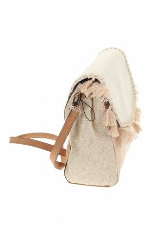 Дамска чанта Parfois, Цвят Многоцветен, Текстил, еко кожа, Цена 42,00лв.