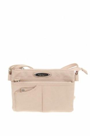 Дамска чанта Rosetti, Цвят Бежов, Еко кожа, Цена 15,02лв.