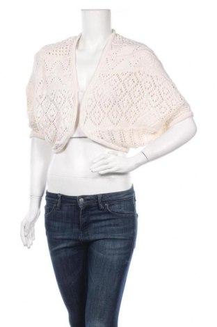 Γυναικεία ζακέτα, Μέγεθος M, Χρώμα Λευκό, Τιμή 4,68€