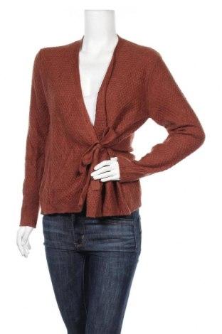 Дамски пуловер Autograph, Размер M, Цвят Кафяв, 72% полиамид, 17% други материали, 6% вълна, 5% мохер, Цена 13,23лв.