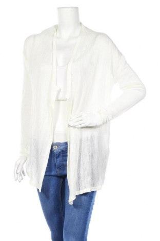 Дамска жилетка Body Fit, Размер XS, Цвят Бял, 50% вискоза, 50% полиакрил, Цена 5,80лв.