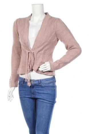 Γυναικεία ζακέτα Bon'a Parte, Μέγεθος M, Χρώμα Ρόζ , 50% μαλλί, 40%ακρυλικό, 10% πολυαμίδη, Τιμή 13,80€