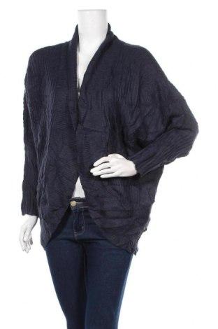 Γυναικεία ζακέτα Charlotte Russe, Μέγεθος XL, Χρώμα Μπλέ, Ακρυλικό, Τιμή 17,90€