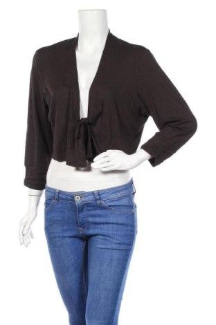Γυναικεία ζακέτα Gerry Weber, Μέγεθος XL, Χρώμα Καφέ, 92% βισκόζη, 8% ελαστάνη, Τιμή 6,23€