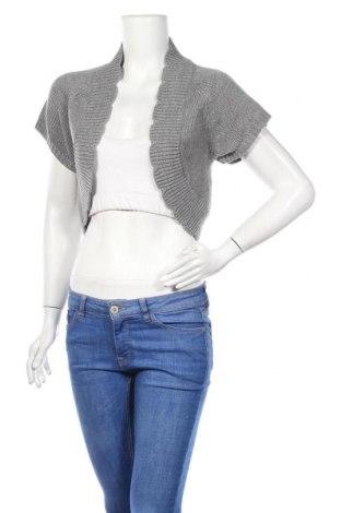 Γυναικεία ζακέτα H&M, Μέγεθος XS, Χρώμα Γκρί, 97%ακρυλικό, 2% πολυαμίδη, 1% μεταλλικά νήματα, Τιμή 6,37€