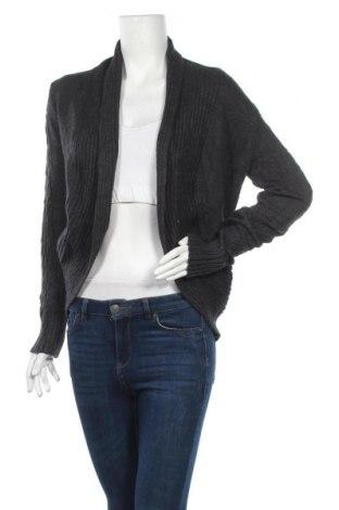 Γυναικεία ζακέτα Jockey, Μέγεθος M, Χρώμα Γκρί, 60% βαμβάκι, 30% πολυαμίδη, 10% μαλλί, Τιμή 15,43€