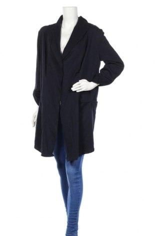 Γυναικεία ζακέτα Kenny S., Μέγεθος L, Χρώμα Μπλέ, Βαμβάκι, Τιμή 14,55€