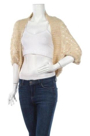 Γυναικεία ζακέτα Loft By Ann Taylor, Μέγεθος S, Χρώμα  Μπέζ, 34% πολυαμίδη, 26%ακρυλικό, 24% μοχαίρ, 11% πολυεστέρας, 5% μαλλί από αλπακά, Τιμή 6,91€