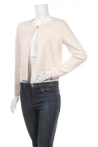 Γυναικεία ζακέτα Soya Concept, Μέγεθος S, Χρώμα  Μπέζ, 95% πολυεστέρας, 5% ελαστάνη, Τιμή 5,46€