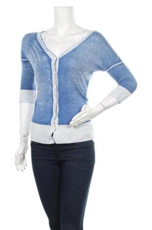 Γυναικεία ζακέτα Yes Or No, Μέγεθος XS, Χρώμα Μπλέ, Βαμβάκι, Τιμή 15,20€