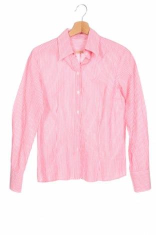 Γυναικείο πουκάμισο Van Laack, Μέγεθος S, Χρώμα Ρόζ , Βαμβάκι, Τιμή 12,67€