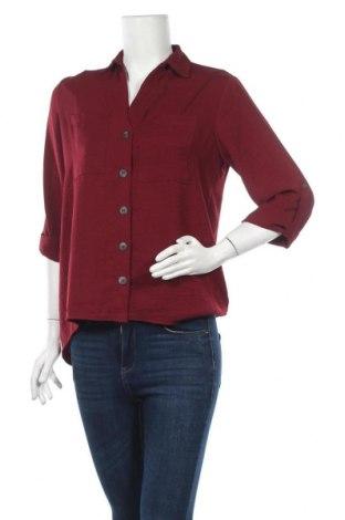 Дамска риза, Размер M, Цвят Червен, Цена 7,88лв.