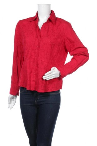Дамска риза, Размер M, Цвят Червен, Цена 4,46лв.
