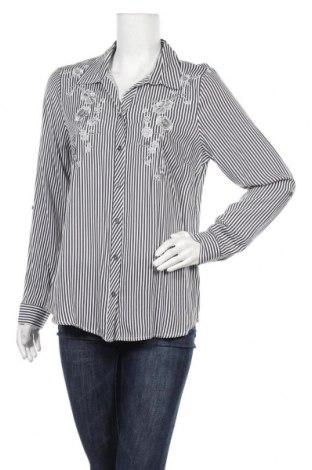 Дамска риза Bexleys, Размер L, Цвят Сив, Вискоза, Цена 10,97лв.
