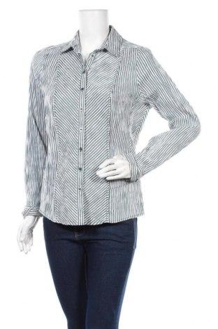 Дамска риза Bonita, Размер M, Цвят Бял, 38% полиестер, 32% памук, 26% полиамид, 4% еластан, Цена 4,99лв.
