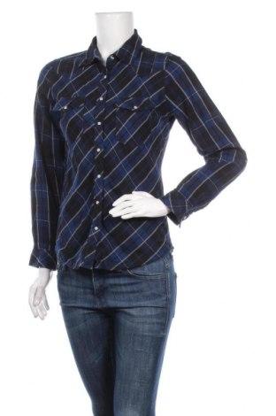 Дамска риза Chicoree, Размер M, Цвят Многоцветен, Памук, Цена 7,56лв.