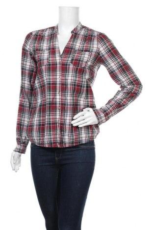 Дамска риза Clockhouse, Размер M, Цвят Многоцветен, Памук, Цена 8,93лв.