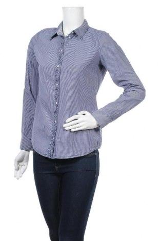 Дамска риза Esprit, Размер S, Цвят Син, Памук, Цена 11,34лв.