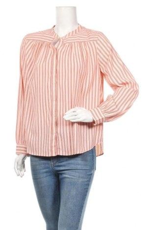 Дамска риза H&M, Размер M, Цвят Червен, Цена 8,03лв.