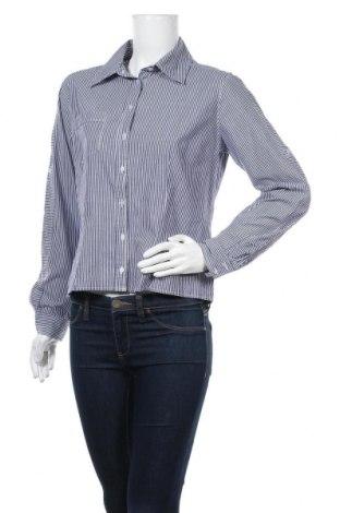 Дамска риза Hallhuber, Размер L, Цвят Син, Цена 27,30лв.