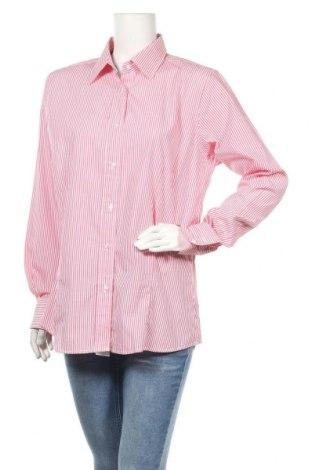 Дамска риза Highmoor, Размер XL, Цвят Червен, Памук, Цена 17,85лв.