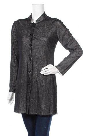 Γυναικείο πουκάμισο Kenny S., Μέγεθος M, Χρώμα Μαύρο, Βαμβάκι, Τιμή 10,52€