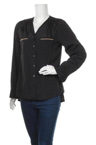 Дамска риза Livre, Размер L, Цвят Черен, Полиестер, Цена 8,51лв.
