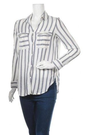Дамска риза Mango, Размер M, Цвят Бял, Цена 8,51лв.