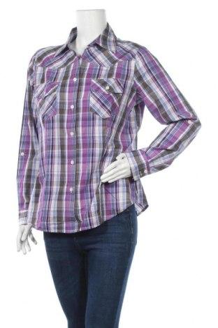 Γυναικείο πουκάμισο Mark Adam, Μέγεθος XL, Χρώμα Πολύχρωμο, Βαμβάκι, Τιμή 11,11€
