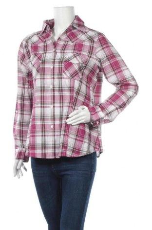 Γυναικείο πουκάμισο Mark Adam, Μέγεθος XL, Χρώμα Πολύχρωμο, Βαμβάκι, Τιμή 7,73€