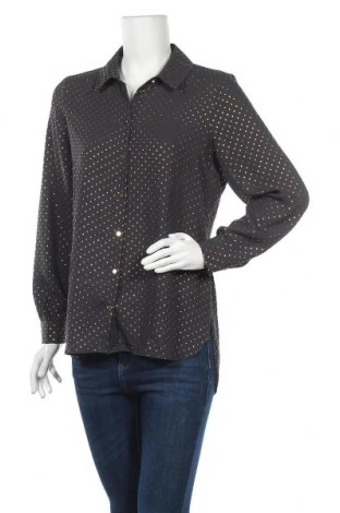 Дамска риза Paraphrase, Размер M, Цвят Черен, Полиестер, Цена 17,85лв.