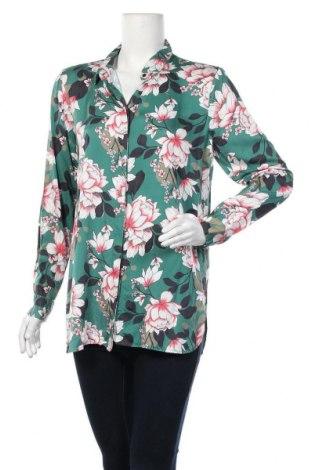 Дамска риза Part Two, Размер M, Цвят Многоцветен, Вискоза, Цена 17,06лв.