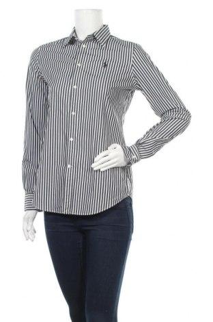 Дамска риза Polo By Ralph Lauren, Размер M, Цвят Черен, 97% памук, 3% еластан, Цена 56,16лв.