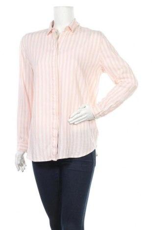 Дамска риза Samsoe & Samsoe, Размер XS, Цвят Розов, Цена 9,98лв.