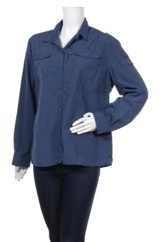 Дамска риза Schoffel, Размер XL, Цвят Син, Полиамид, Цена 33,60лв.