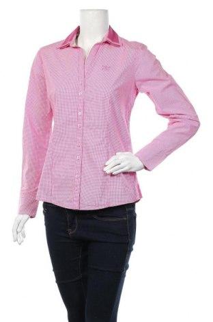 Дамска риза Tom Tailor, Размер M, Цвят Червен, Памук, Цена 13,65лв.