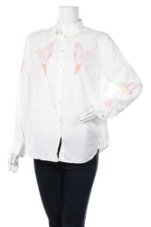 Γυναικείο πουκάμισο Van Laack, Μέγεθος XL, Χρώμα Λευκό, Βαμβάκι, Τιμή 22,21€