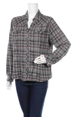 Γυναικείο πουκάμισο Via Appia, Μέγεθος L, Χρώμα Πολύχρωμο, Βαμβάκι, Τιμή 9,94€