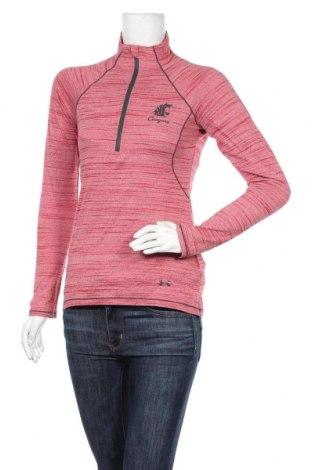 Γυναικεία αθλητική μπλούζα Under Armour, Μέγεθος S, Χρώμα Κόκκινο, Πολυεστέρας, Τιμή 22,73€